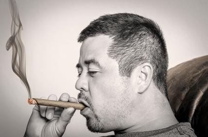 Smok'n da Cigar!
