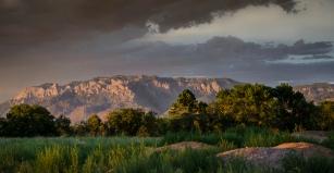 Sandia Mountains, ABQ
