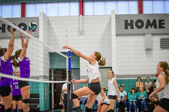 LBJ Volleyball 10-5-16-15