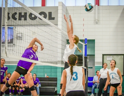 LBJ Volleyball 10-5-16-28